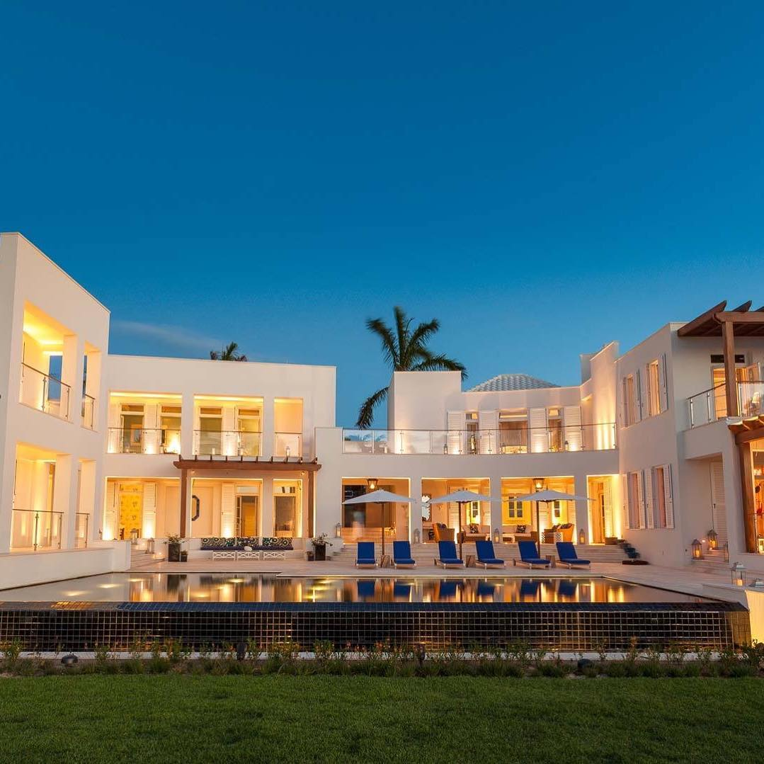 """""""Cerulean Villa"""" Considered one of the most luxurious and exclusive beachfront p…"""