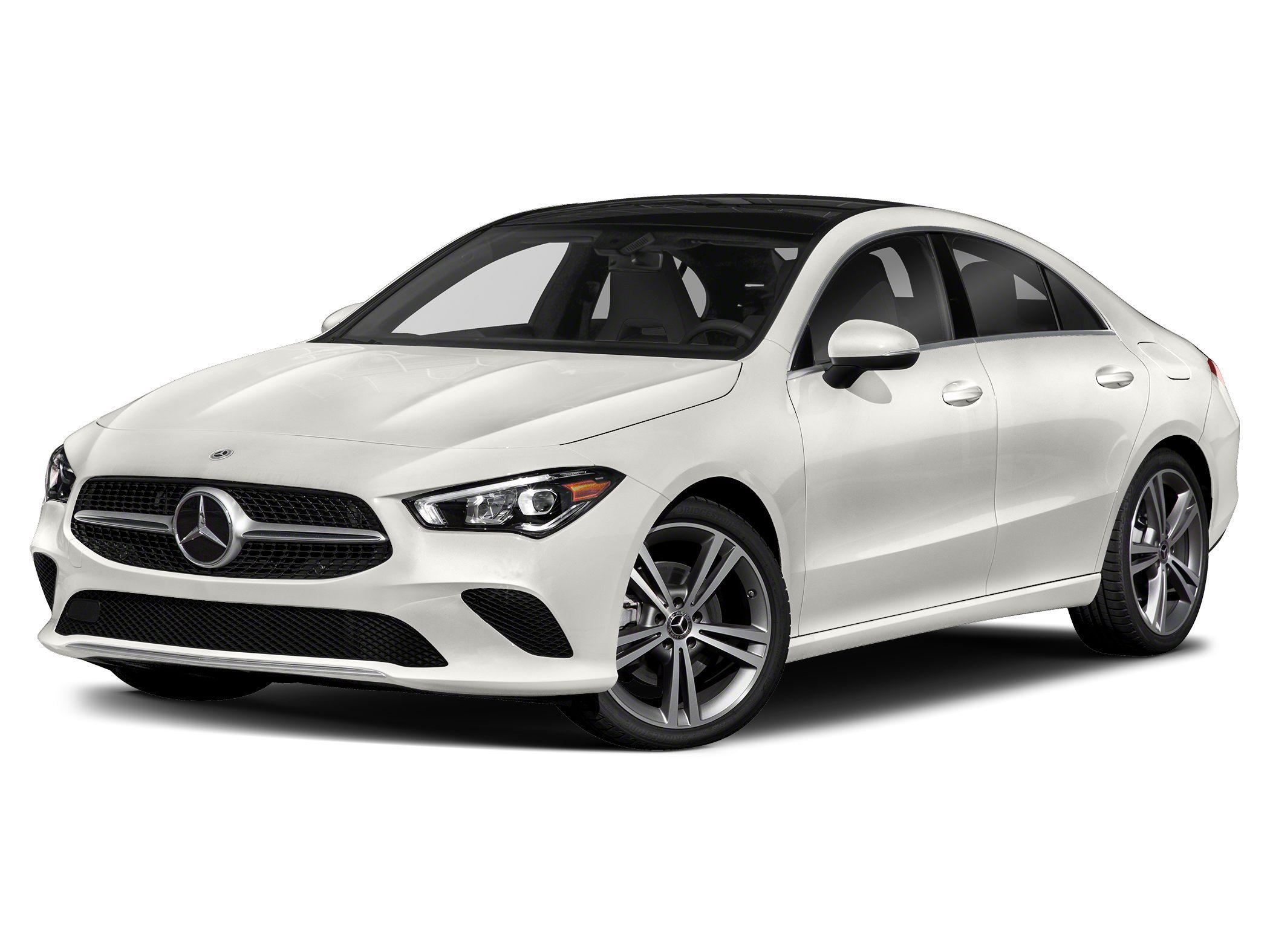 New  2022 Mercedes-Benz CLA 250 Sedan
